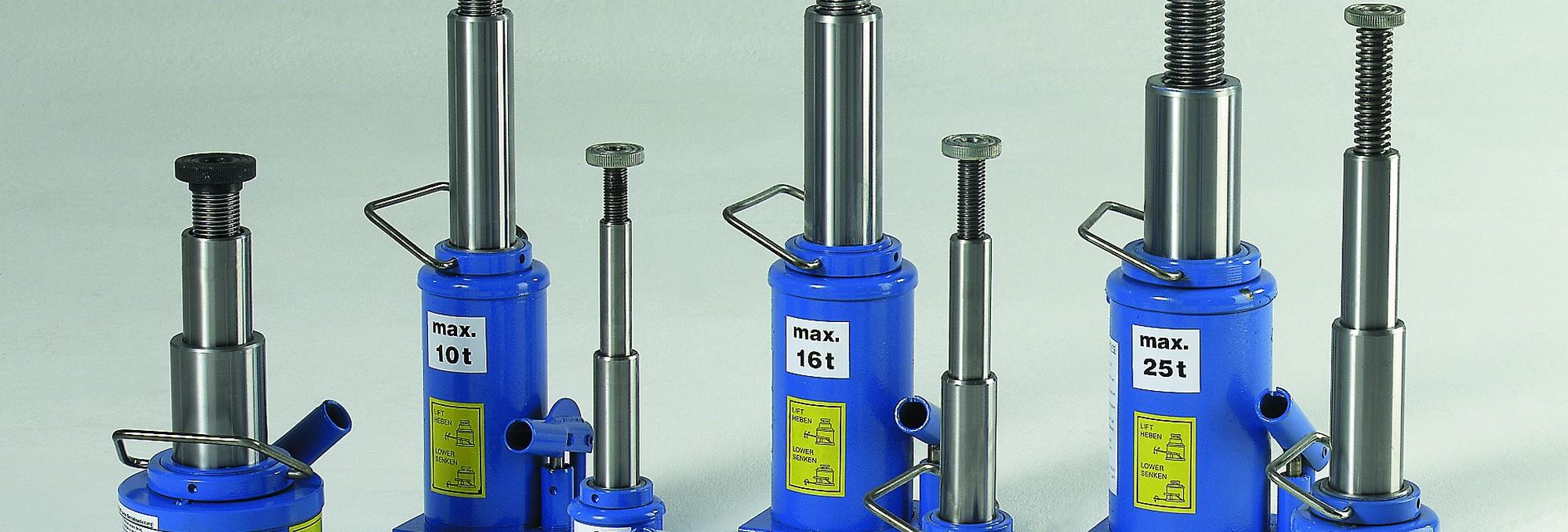 Pipeline Equipment, Handling, Hydraulik, Betriebsausstattung